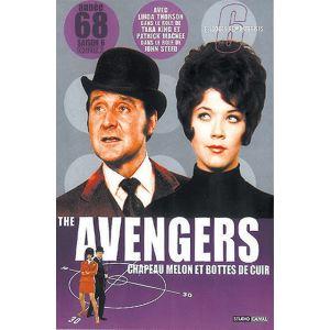 Coffret Chapeau melon et bottes de cuir : The Avengers - Saison 6 - Volumes 1 et 2 (1968)