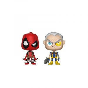 Funko Figurine Marvel - Deadpool & Cable Vynl 2- Pack 10cm - 0889698304894