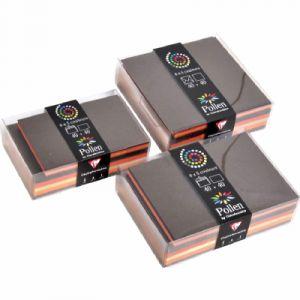 Clairefontaine 20822C - Coffret de 40 enveloppes 114x162 + 40 cartes 110x155 (5 couleurs Automne)