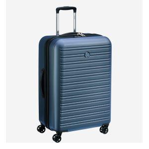 Delsey Valise rigide trolley Segur 2.0 4R 70 cm Bleu