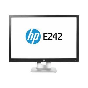 "HP EliteDisplay E242 - Ecran LED 24"""