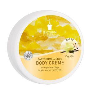 Bioturm Crème corporelle Vanille - 250 ml