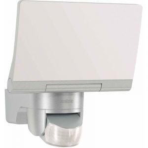 Steinel Potelet à détection extérieur Xled LED intégrée 14.8 W = 1184 Lm, argent