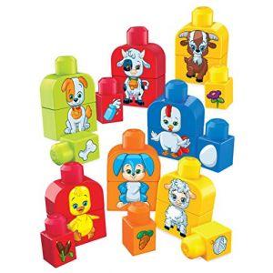 Mega Bloks Mes animaux à assembler