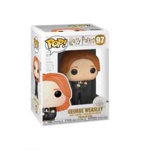 Funko Figurine Pop Harry Potter S8 George Weasley Yule