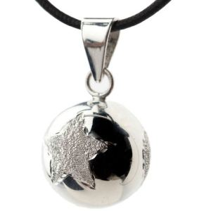 Babylonia BOLAVK620 - Bola argenté avec étoile brillante