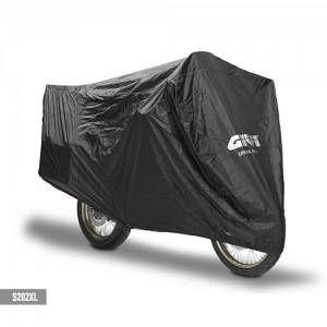 Givi Housse moto imperméable Taille XL noir
