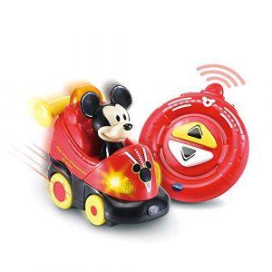 Vtech Tut Tut Bolides - La magi-voiture télécommandée de Mickey