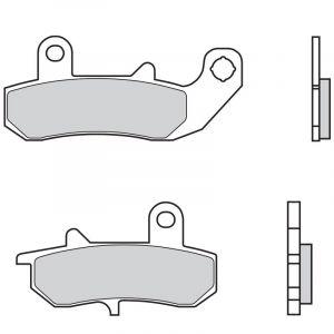 Brembo Plaquettes de frein métal fritté 07SU17SP