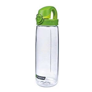 Nalgene Bouteilles Otf Bottle 700ml - Transparent / Loop-Top Green - Taille One Size