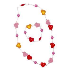 Legler 7749 - Parure de bijoux «Coeurs»