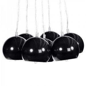 Kokoon Design Lustre Boule Noir THEIA