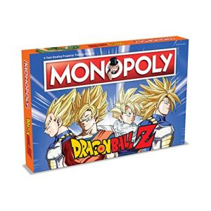 Winning Moves Monopoly Dragon Ball Z (version anglaise)