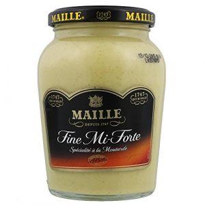 Maille Spécialité Moutarde Fine Mi-Forte - Bocal 355 g