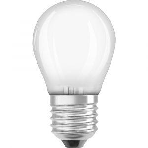 Osram LED EEC A++ (A++ - E) E27 en forme de goutte 1.4 W = 15 W blanc chaud (Ø x L) 45 mm x 77 mm à filament 1 pc(s)