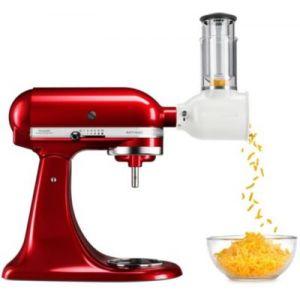 Kitchen Aid Robot pâtissier Kitchenaid Pack Veggie 5KSM125 + rape 5KSMVSA