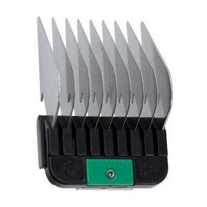 Moser Contre-peigne en acier inoxydable - 22mm - Pour chien