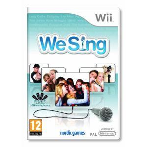 We Sing [Wii]