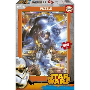 Educa Star Wars - Puzzle Classique 500 pièces