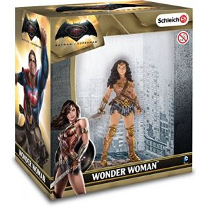 Schleich 22527 - Figurine Wonder Woman : Batman Vs Superman