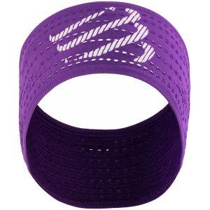 Compressport Headband On/Off Violet