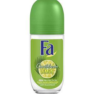 FA Carribbean Lemon 48h