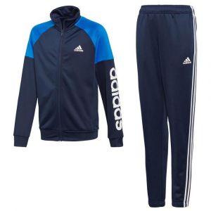 Adidas Survêtement Enfant YB Linear TS CH Bleu
