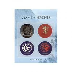 Magnettes Game of Thrones - Set 4 Badges A