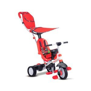 SmarTrike Tricycle Charisma 4 en 1 - Rouge