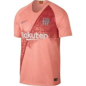 Nike Maillot de football 2018/19 FC Barcelona Stadium Third pour Homme - Rose - Taille L