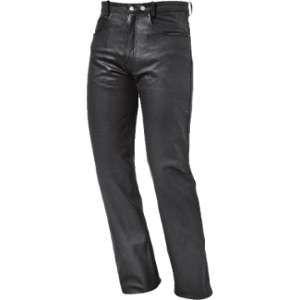 Held Pantalon cuir CHACE noir - FR-46