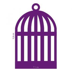Toga Die Grande cage à oiseaux - 80 x 123 mm