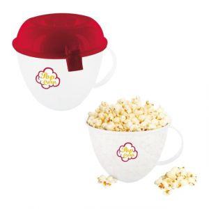 Totalcadeau - Bol cuiseur de pop corn micro-ondes