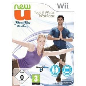 NewU Fitness First Mind Body Yoga & Pilates Workout [Wii]