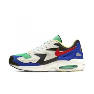 Nike Chaussure Air Max2 Light pour Homme - Bleu - Taille 36.5 - Male
