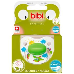 Bibi Happiness dental Birdy sucette 16+