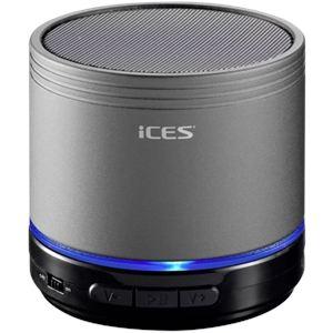 Image de ICES IBT-1 - Enceinte portable Bluetooth avec lecteur cardte micro SD