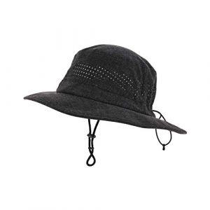 Millet Traveller Flex Hat Chapeau Homme, Heather Grey, FR : L (Taille Fabricant : L)