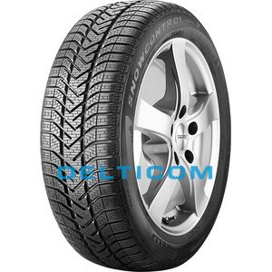 Pirelli Pneu auto hiver : 205/55 R16 91H Winter 210 SnowControl Série 3