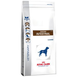 Royal Canin Veterinary Diet Gastro Intestinal (GI 25) croquettes chien sac de 7,5 kg
