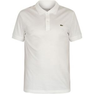 Lacoste Polo Homme Logo Polo Shirt, Blanc blanc - Taille EU XXL,EU S,EU M,EU L,EU XL,EU XS,EU 3XL
