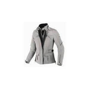 Spidi Synclair Lady (gris) - Blouson de moto textile waterproof pour femme