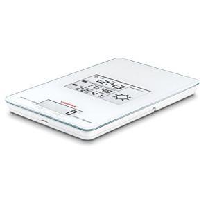 Soehnle 6208346 - Balance électrique avec fonction Station Météo 5 kg