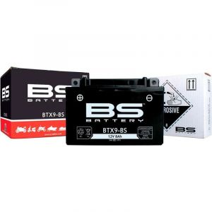 BS Battery Batterie BTX5L-BS 12V 4Ah