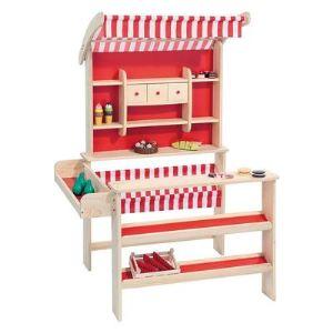 Image de Épicerie en bois