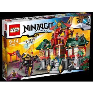 Lego 70728 - Ninjago : Le temple de Ninjago City