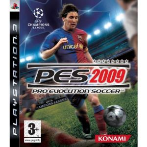 PES 2009 : Pro Evolution Soccer [PS3]