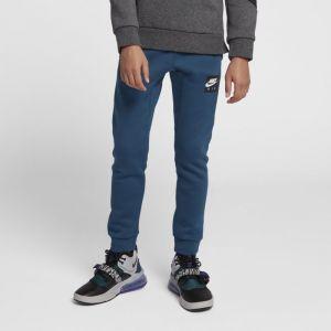 Nike Pantalon Air pour Garçon - Bleu - Taille M