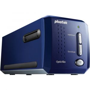 Plustek OpticFilm 8100 - Scanner de diapositives