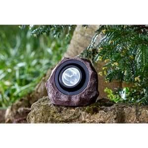 Smart Garden Spot Solaire Rocher Jumbo